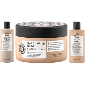 Head & Hair Heal Trio, 350+300+250ml