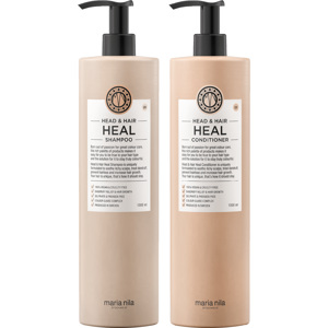Head & Hair Heal Duo Big Size, 1000+1000ml