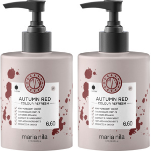 Colour Refresh Autumn Red Duo, 2x300ml