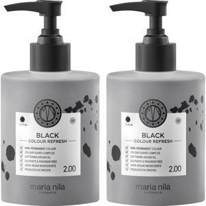 Colour Refresh Black Duo, 2x300ml