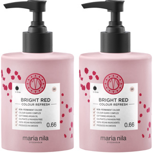 Colour Refresh Bright Red Duo, 2x300ml