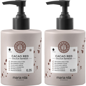 Colour Refresh Cacao Red Duo, 2x300ml