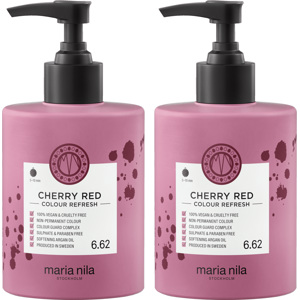 Colour Refresh Cherry Red Duo, 2x300ml