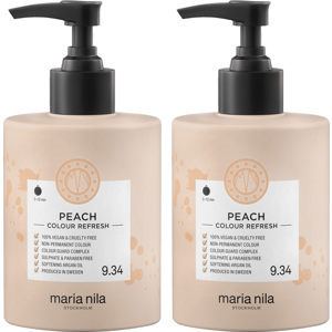Colour Refresh Peach Duo, 2x300ml