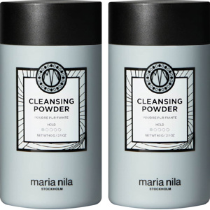Cleansing Powder Duo, 2x60g