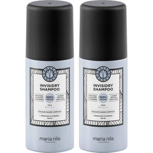 Invisidry Shampoo Duo, 2x100ml