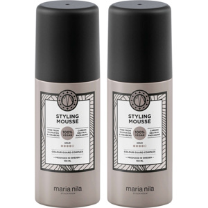 Styling Mousse Duo, 2x100ml
