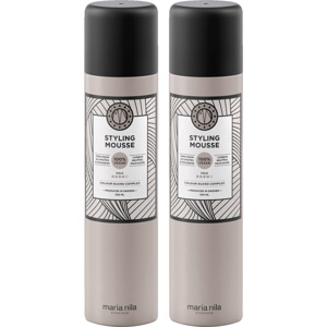 Styling Mousse Duo, 2x300ml