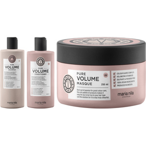 Pure Volume Trio, 350+300+250ml
