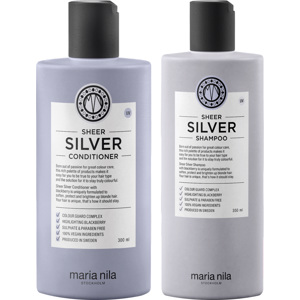 Sheer Silver Duo, 350+300ml