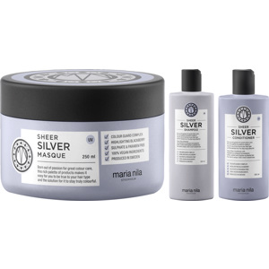 Sheer Silver Trio, 350+300+250ml