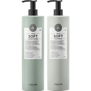 True Soft Duo Big Size, 1000+1000ml