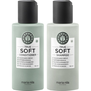 True Soft Duo Travel, 100+100ml