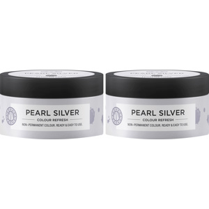 Colour Refresh Pearl Silver Duo Travel, 2x100ml