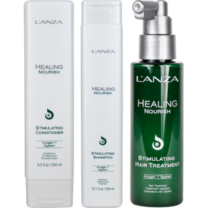 Healing Nourish Stimulating Trio, 300+250+100ml