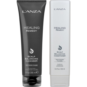 Healing Remedy Scalp Balancing Duo, 250+250ml