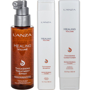 Healing Volume Thickening Trio, 300+250+100ml