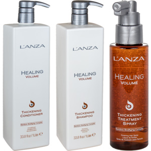 Healing Volume Thickining Trio Big Size, 1000+1000+100ml