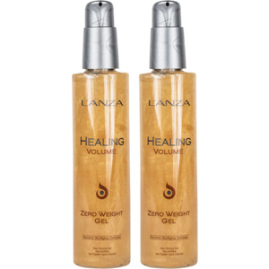 Healing Volume Zero Weight Gel Duo, 2x200ml