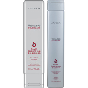 Healing Color Care Silver Brightening Duo, 300+250ml