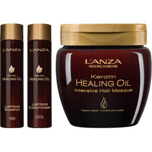 Keratin Healing Oil Trio 2, 300+250+200ml