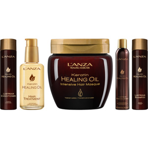Keratin Healing Oil Superkit 2, 300+250+200+100+350ml