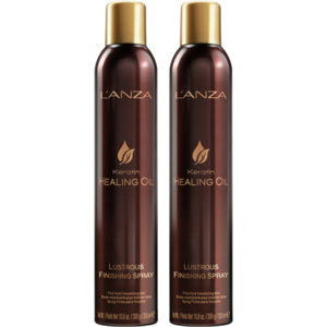 Keratin Healing Oil Finishing Spray Duo, 2x350ml