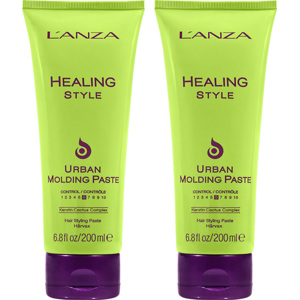 Healing Style Urban Molding Paste Duo, 2x200ml
