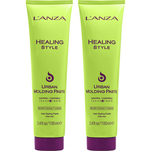 Healing Style Urban Molding Paste Duo, 2x100ml