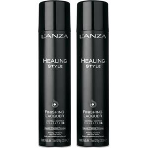 Healing Style Finishing Lacquer Duo, 2x300ml