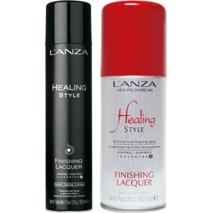 Healing Style Finishing Lacquer Duo, 300+100ml