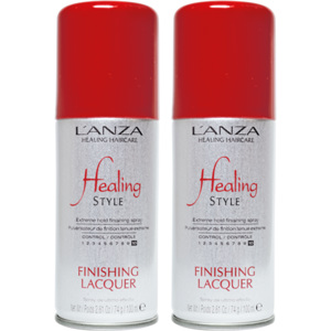 Healing Style Finishing Lacquer Duo, 2x100ml