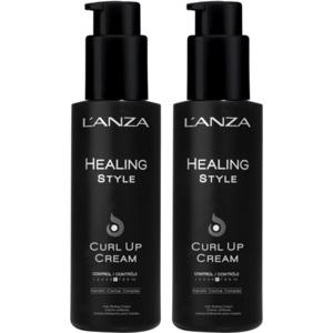Healing Style Curl Up Cream Duo, 2x100ml