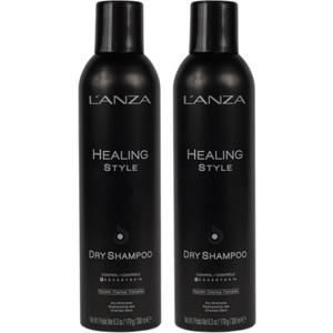 Healing Style Dry Shampoo Duo, 2x300ml