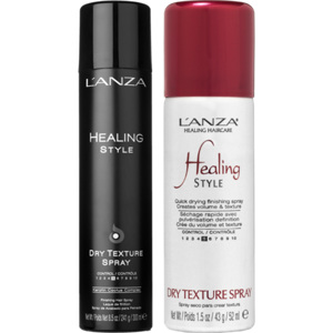 Healing Style Dry Texture Spray Duo, 300+52ml