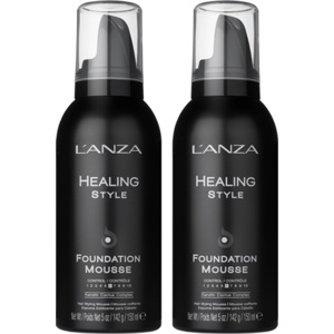 Healing Style Foundation Mousse Duo, 2x150ml