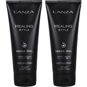 Healing Style Mega Gel Duo, 2x200ml