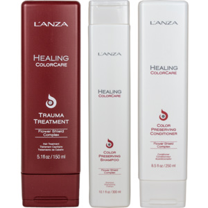 Healing Color Care Trio, 300+250+150ml