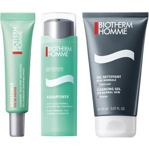 Aquapower Kit - Cleansing Gel, Day Cream, Eye Cream
