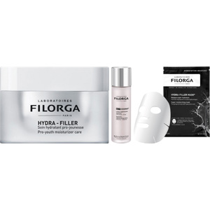 Hydra Filler Kit - NCEF-Essence, Sheet Mask, Day Cream