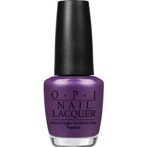 Nail Lacquer, Purple With A Purpose