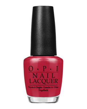 Nail Lacquer, Chick Flick Cherry