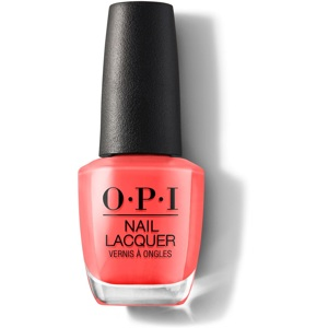 Nail Lacquer, Hot & Spicy