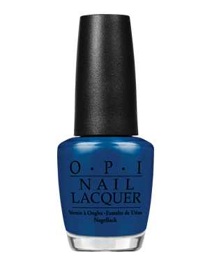 Nail Lacquer, Yoga-ta Get This Blue!