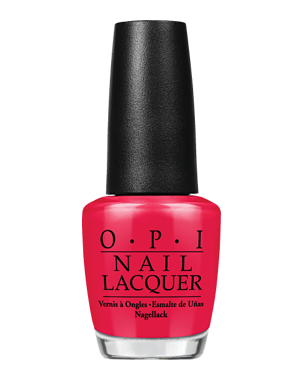 Nail Lacquer, California Raspberry