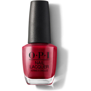 Nail Lacquer, Opi Red