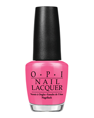 Nail Lacquer, Strawberry Margarita