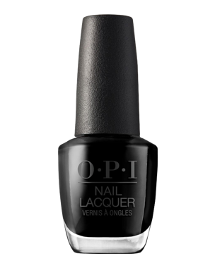 Nail Lacquer, Lady in Black