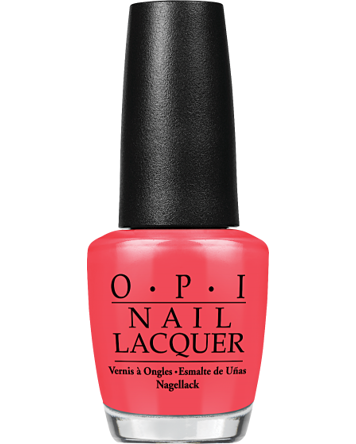 Nail Lacquer, I Eat Mainely Lobster