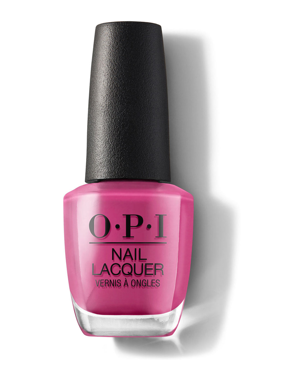 Nail Lacquer, No Turning Back From Pink Street